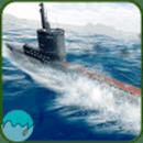 俄 潜艇 - 海军 战斗 巡洋舰 战斗