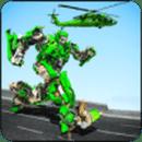 直升机机器人转型游戏2018年