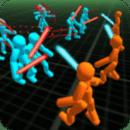 模拟器 火柴人:战士之战