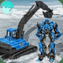 砂 挖掘机 起重机 改造 机器人 游戏