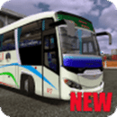 sSimulator bus Indonesia Lintas Jawa