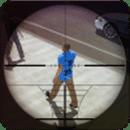 城市狙击手愤怒罢工3D。