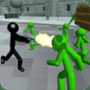 [火柴人]僵尸射击3D
