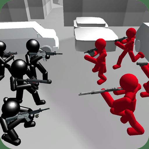 火柴人戰斗模擬器