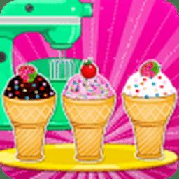 制作冰淇淋蛋糕