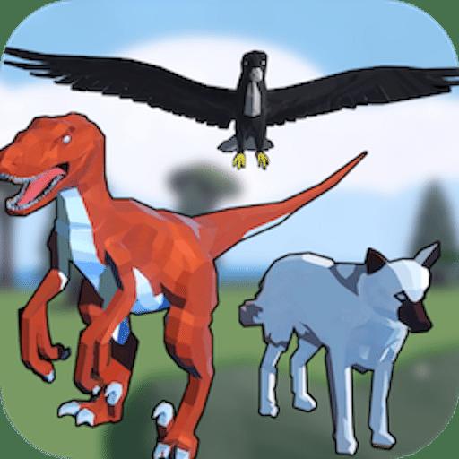 動物融合模擬器