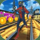 蜘蛛人地铁跑酷