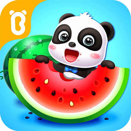 宝宝爱水果蔬菜