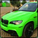 宝马X5赛车模拟器