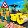 Road Construction Sim Operating Heavy Machinery