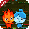 Water girl and Fire boy: Forest Temple Maze