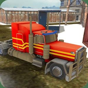 雪卡车司机模拟器
