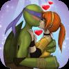 Ninja Kissing Game