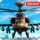 Military Helicopter Heavy GunShip Battle Simulator