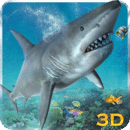 饥饿的大白鲨3D复仇