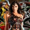 Wonder Warrior Immortals VS Woman Street Fighting