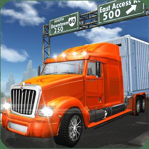 运输卡车模拟器美国