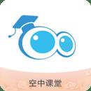 阳光校园空中黔课logo图标