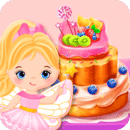 公主美味蛋糕制作