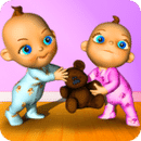会说话的双胞胎 Talking Baby Twins