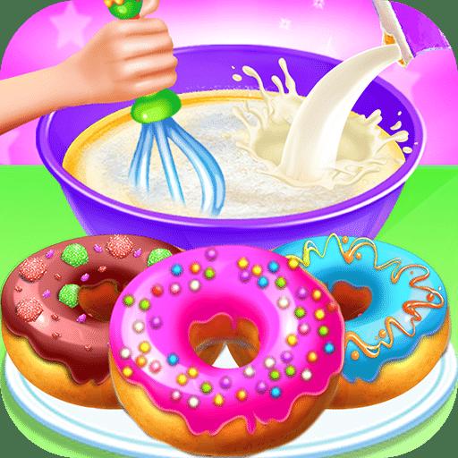 完美甜甜圈