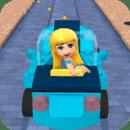 积木赛车跑酷