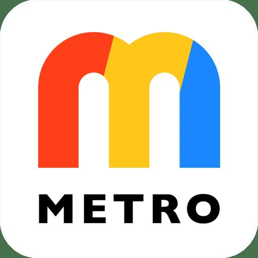 大都会上海地铁