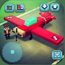 飞机模拟修理厂
