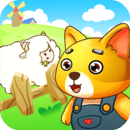 儿童宝贝动物农场